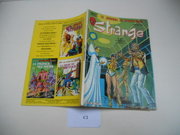 STRANGE EDITION LUG N°201 LA DIVISION ALPHA  L'ARAIGNEE + DAREDEVIL BE++ C2 - Strange