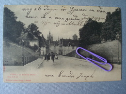 IEPER : La Porte De MENIN En 1904 - Ieper