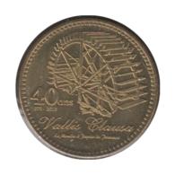 0292 - MEDAILLE TOURISTIQUE MONNAIE DE PARIS 84 - Vallis Clausa - 2013 - 2013