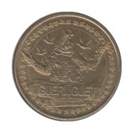 0300 - MEDAILLE TOURISTIQUE MONNAIE DE PARIS 86 - Futuroscope - 2010 - Monnaie De Paris
