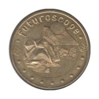 0302 - MEDAILLE TOURISTIQUE MONNAIE DE PARIS 86 - Futuroscope - 2009 - Monnaie De Paris