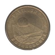 0305 - MEDAILLE TOURISTIQUE MONNAIE DE PARIS 86 - Futuroscope - 2010 - Monnaie De Paris