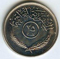Iraq 25 Fils 1981 - 1401 KM 127 - Iraq