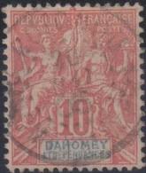 Dahomey 1899 MiN°1 (o) - Benin – Dahomey (1960-...)