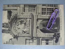 IEPER : Entrée Du Marché Aux Poissons  En 1909 - Ieper
