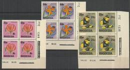 Rhodesia 1976 Mi 172-174 MNH ( ZS6 RHDmarvie172-174 ) - Other