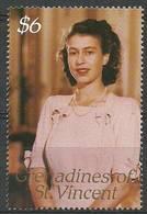 Grenadines Of St Vincent 1987 Mi 564 MNH ( ZS2 GSV564 ) - Royalties, Royals