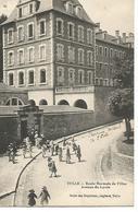B/    19     Tulle   école Normale De Filles     Avenue Du Lycée - Tulle