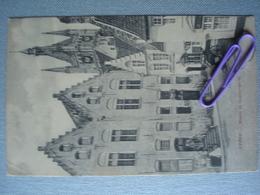 IEPER : Musée Et Conciergerie En 1911 - Ieper