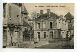 Coulaures Bureau Des Postes Et Télégraphes - France