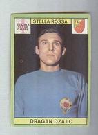 DRAGAN DZAJIC....STELLA ROSSA ......MUNDIAL....SOCCER..WORLD CUP....FOOTBALL..FIFA - Trading Cards