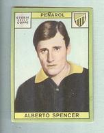 ALBERTO SPENCER...TEAM PENAROL.....MUNDIAL....SOCCER..WORLD CUP....FOOTBALL..FIFA - Trading Cards