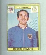 MARTIN CHIVERS...TEAM TOTTENHAM.....MUNDIAL....SOCCER..WORLD CUP....FOOTBALL..FIFA - Trading Cards