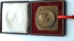Médaille Du Comité Des Poilus Par Prudhomme En Parfait état Avec Son Coffret (rare ) - Militaria