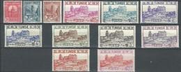 """Tunisie YT 232 à 243 """" Série Complète Sans RF """" 1941-45 Neuf** - Tunisia (1888-1955)"""