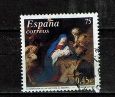 SPANJE   GESTEMPELD  Y.T.  NR°  3392 - 1931-Today: 2nd Rep - ... Juan Carlos I