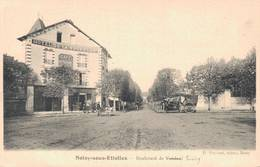 91  SOISY SOUS ETIOLLES Boulevard De Vandeul - France
