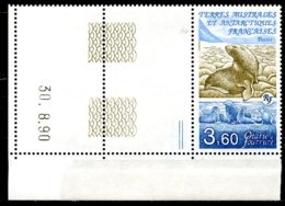 T.A.A.F.   Y&T   159  XX   ---     MNH  --  Luxe  --  Superbe Coin De Feuille... - Neufs