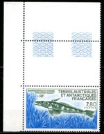 T.A.A.F.   Y&T   161  XX   ---     MNH  --  Luxe  --  Superbe Coin De Feuille... - Neufs