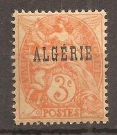 Colonies Françaises ALGERIE N°4 (NSG) IDENTIQUE AU SCAN .BEAU Lot - Algérie (1924-1962)