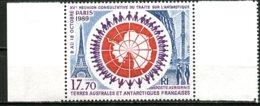 T.A.A.F.   Y&T  PA  109  XX   ---     MNH  --  Luxe... - Poste Aérienne