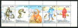 T.A.A.F.   Y&T  352 - 356  XX   ---     MNH  --  TTB... - Terres Australes Et Antarctiques Françaises (TAAF)