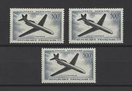 FRANCE  YT  PA  N° 36  Neuf **  1957-59 - Airmail