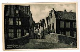 Brugge, Bruges, Paardebrug (pk55058) - Brugge