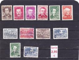 Nicaragua  -  Serie Completa  -  1/337 - Nicaragua