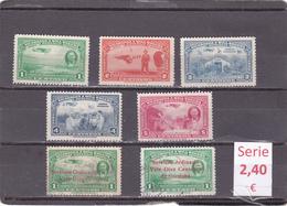 Nicaragua  -  Serie Completa  -  1/338 - Nicaragua