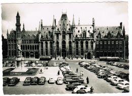 Brugge, Bruges, Paleis Van Het Privinciaal Bestuur, Oldtimers, VW Kever, Coccinelle, Etc... (pk55059) - Brugge