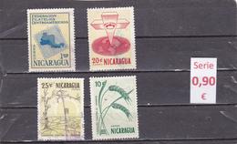 Nicaragua  -  Serie Completa  -  1/341 - Nicaragua