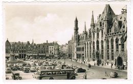 Brugge, Bruges, Grote Markt, Noord Oostkant (pk55060) - Brugge