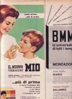 (pagine-pages)PUBBLICITA' LOCATELLI  Epoca1959/456.+2 - Books, Magazines, Comics
