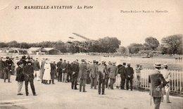 91Md   Marseille Aviation Avion La Piste - Reuniones