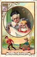 0488   Liebig 6 Cards--C1896-Little & Large-Jeunes & Vieux- - Liebig