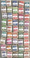 France - 4500 Timbres Petit Format (45 Bottes De 100) Pour étude Variétés Et Oblitérations - Briefmarken