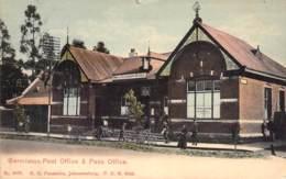 Germiston.Post Office & Pass Office. 1912 - Afrique Du Sud