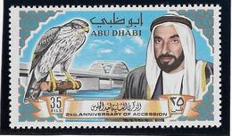Abu D'Habi N°51 - Neuf ** Sans Charnière -  TB - Stamps