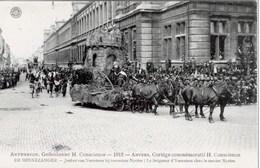 ANVERS-ANTWERPEN - Cortège Commémoratif H. Conscience - Antwerpen
