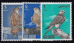 Abu D'Habi N°12/14 - Oiseaux - Neuf ** Sans Charnière -  TB - Stamps