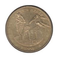 0189 - MEDAILLE TOURISTIQUE MONNAIE DE PARIS 63 - Super Besse - 2012 - Monnaie De Paris