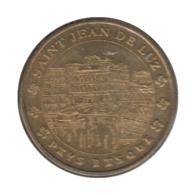0212 - MEDAILLE TOURISTIQUE MONNAIE DE PARIS 64 - Pays Basque - 2011 - Monnaie De Paris