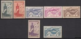PA N° 43 Au N° 49 - X - ( C 1516 ) - Maroc (1891-1956)