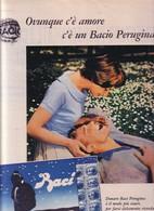 (pagine-pages)PUBBLICITA' PERUGINA Tempo1959/05. - Altri