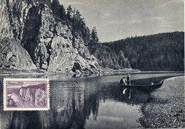 41627 Russia, Maximum 1959,  The Tschusowaja River In The Ural Region - 1992-.... Federazione