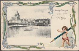 Ouchy-Lausanne, Vaud, 1901 - Guggenheim CPA - VD Vaud