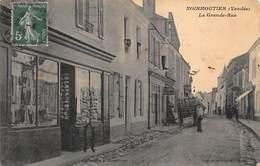 Noirmoutier - La Grande-Rue - Noirmoutier