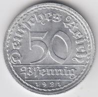 @Y@    Duitsland   50 Pfennig  19241   A  (D18) - [ 2] 1871-1918: Deutsches Kaiserreich
