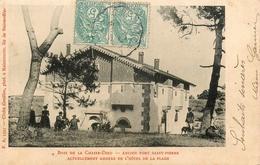 Noirmoutier - 1906 Bois De La Chaise Dieu - Ancien Fort De St Pierre ,Annexe Hôtel De La Plage - éditeur Couillon N°5345 - Noirmoutier